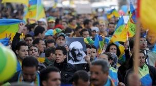 PARIS:Meeting de soutien au mouvement populaire et pacifique du Rif au nord du Maroc