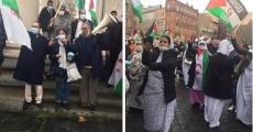 مظاهرة حاشدة للجالية الصحراوية بتولوز الفرنسية/19 دجنبر 2020 (فيديو)