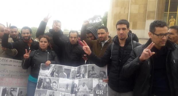 باريس:البيان الأول للجنة قسم الشهيد إبراهيم صيكا بأوروبا