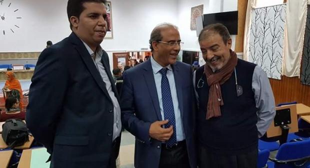 """""""قناة الرحيبة"""" و رعاية العنصرية بين العرب و الامازيغ…مطالب باقالة المحضار او تنقيله"""