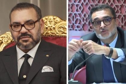 المغرب/قصة تمسك ملك فاشل بمسؤول فاشل/محمد السادس و فيصل لعرايشي