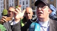 بالفيديو:متقاعدون عسكريون مغاربة يتسولون و يقتاتون من النفايات