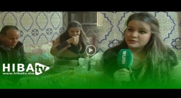 بالفيديو:أول خروج إعلامي لأصغر رئيسة الجماعة التي اتهموها بالخيانة الزوجية