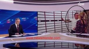المغرب:مشهد مخل بالحياء في نشرة الأخبار الفرنسية للتلفزيون الرسمي