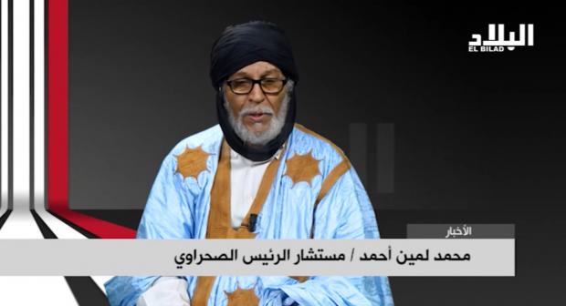 """محمد الامين أحمد يرد على صاحب كتاب """"موريتانيا المعاصرة شهادات و وثائق"""""""