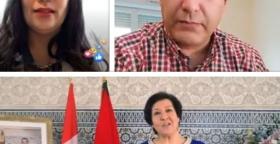 سفيرة المغرب بكندا متهمة بالاختلاس و الضحية مهددة بالقتل من طرف المغرب (فيديو)