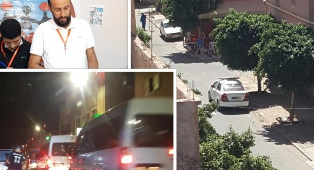 """المغرب/الصحراء الغربية:سلطات الإحتلال المغربي تتربص بالكاتب العام ل""""لكوديسا"""""""