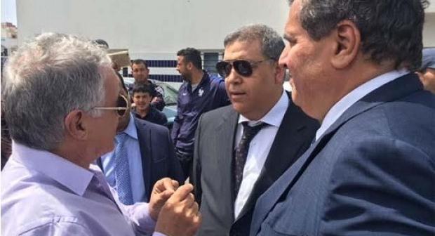 لهذا السبب صقور حزب الحمامة في الصحراء الغربية يراسلون وزير الداخلية المغربي…..