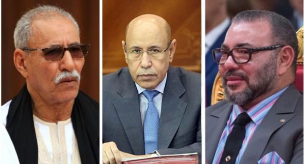 العلاقات الصحراوية – الموريتانية : عصية على الزوابع و الترهات المخزنية ..!!