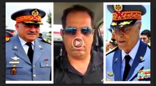 دركي متقاعد يكشف من الولايات المتحدة فساد الجهاز (فيديو)