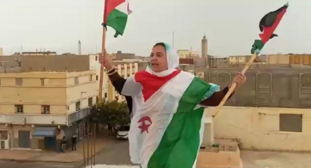 إشعار للجالية الصحراوية بإقليم الباسك (خطوة تضامنية مع المناضلة سلطانة خيا