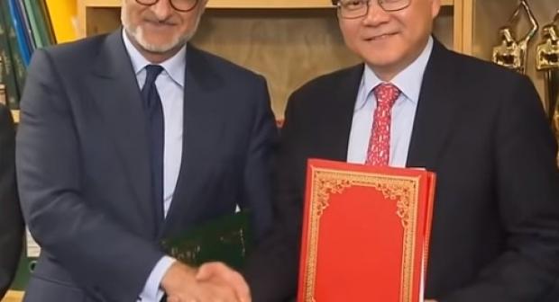 إعلام:بوتفليقة المغرب فيصل العرايشي باق و يتمدد (فيديو)